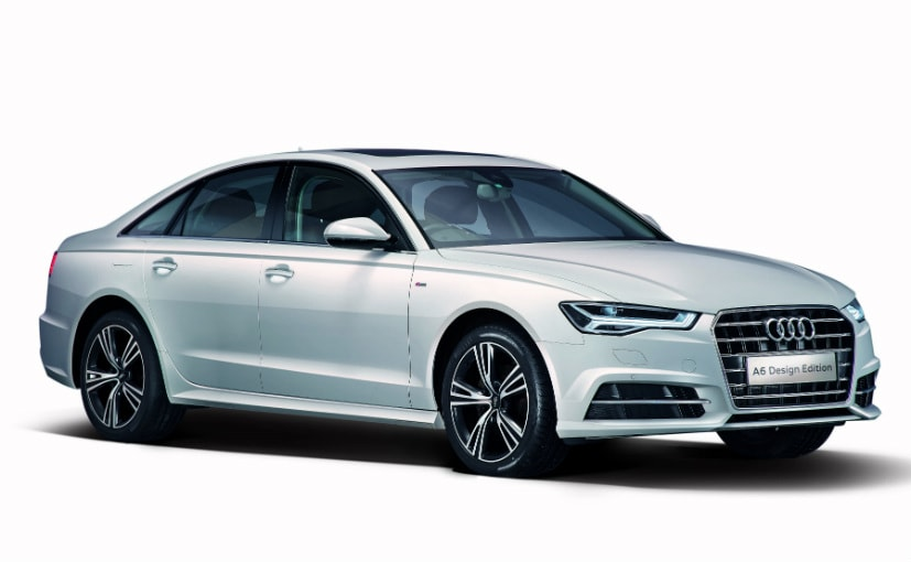 Audi Q7 and A6 Design Editions launched in India