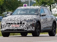Audi E-Tron Quattro EV Spotted Testing Again; To Get Driver Assist System