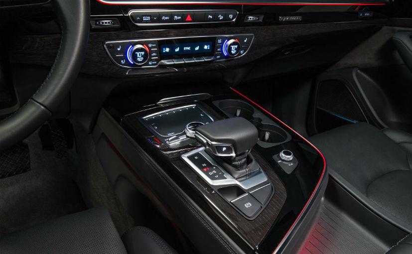 audi q7 petrol edition