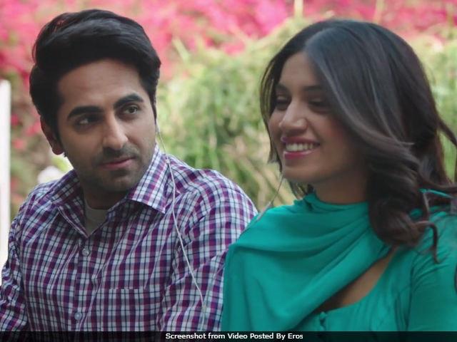 Shubh Mangal Saavdhan Trailer: Ayushmann Khurrana's Problem Is The Opposite Of Vicky Donor