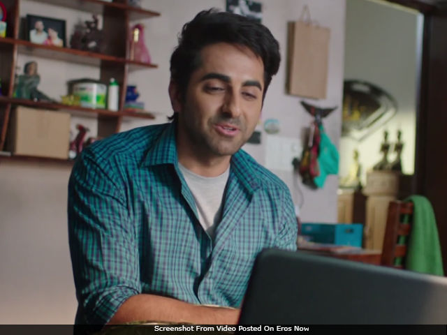 What Ayushmann Khurrana's Shubh Mangal Saavdhan Makers Say About Film's Subject