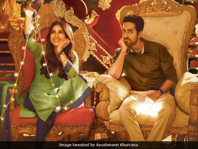 Shubh Mangal Saavdhan Song Laddoo: Ayushmann Khurrana, Bhumi Pednekar Are Too Sweet To Resist