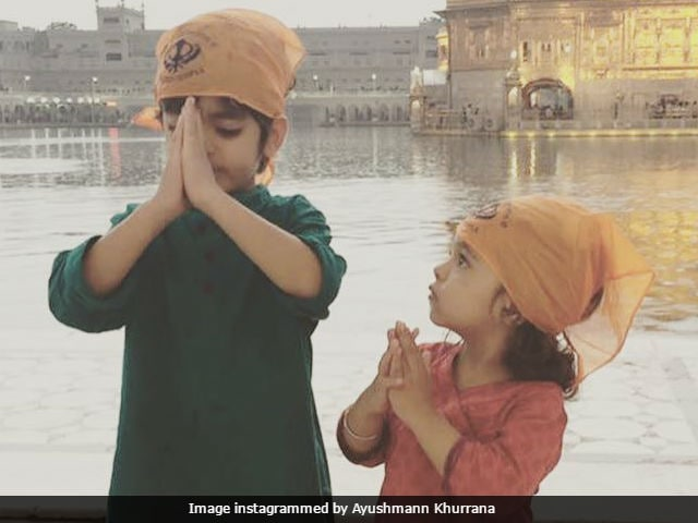 On Raksha Bandhan, Ayushmann Khurrana Shared A Super Cute Pic Of His Kids