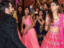 When Kriti Sanon And Ayushmann Khurrana Crashed A <i>Sangeet</i>