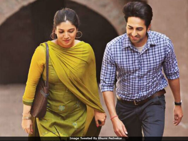 Ayushmann Khurrana's Shubh Mangal Saavdhan Has 'Nothing Vulgar.' Director Clarifies