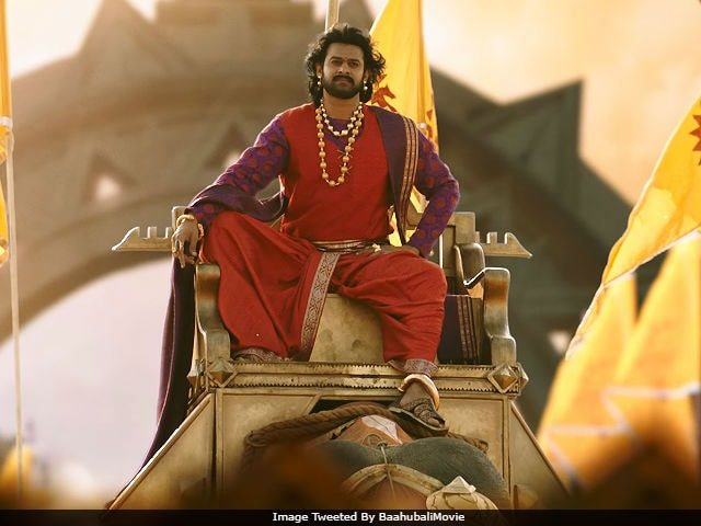 Baahubali: The Conclusion, The 'Pride Of Indian Cinema', Is Now 100-Days-Old