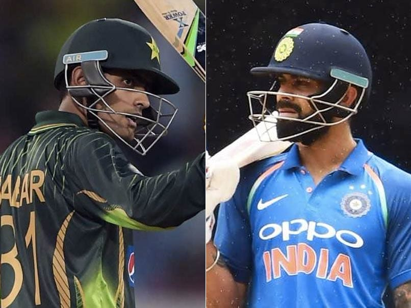 There Is No Comparison Between Me And Virat Kohli, Says Pakistan's Babar Azam