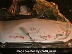 Rajasthan Minister Babu Lal Verma Injured, Personal Assistant Killed In Car Accident