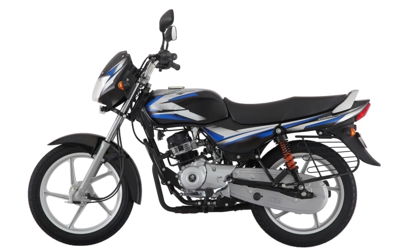 bajaj ct100 electric start