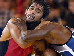 Wrestler Bajrang Wins Gold in Asian Indoor Games
