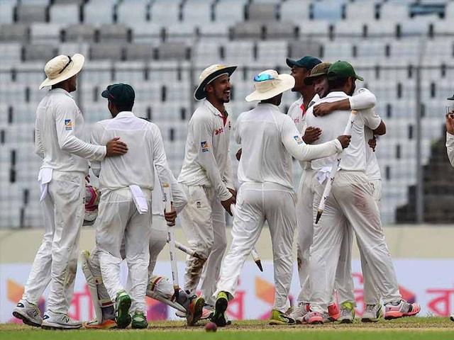 Bangladesh Stun Australia For Historic Test Win