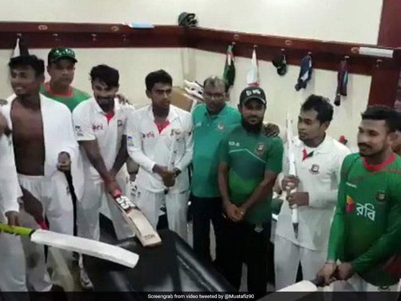 Watch Bangladesh's Spirited Celebration After Their Win Over Australia