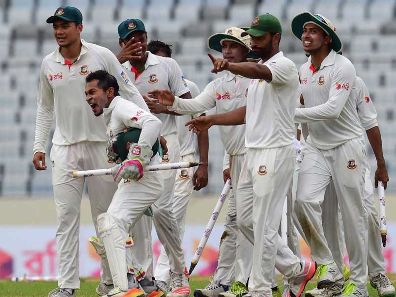Bangladesh joins Windies in pulling off shock win
