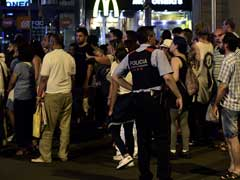 Spain Hunts For Driver In Van Rampage, Says Islamist Cell Dismantled