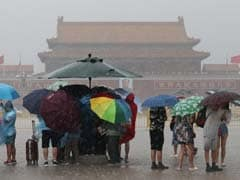 360 Flights Cancelled In Beijing Due To Incessant Rain In Parts Of China