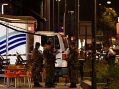 Knifeman Dead After 'Terrorist' Attack On Soldiers In Belgium