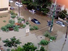 Bengaluru Flooded After Night-Long Rain, Heaviest Since 1890