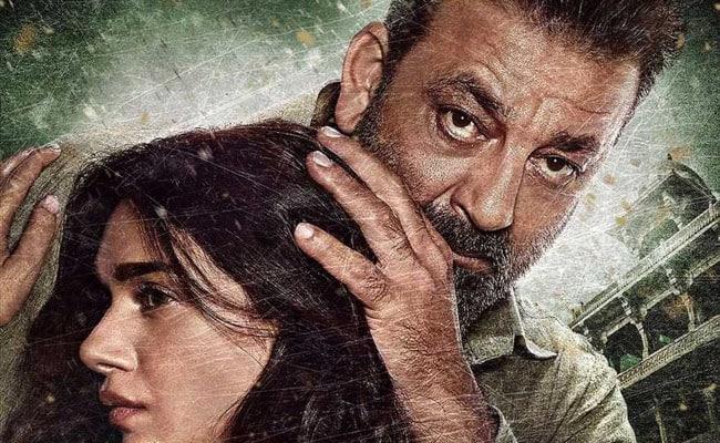 'भूमि' का नया लुक आया सामने, संजय दत्त की बेटी बनी हैं अदिती राव हैदरी
