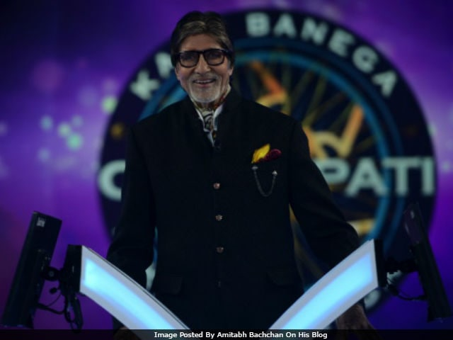 Amitabh Bachchan's Busy Day Summed Up In One Pic