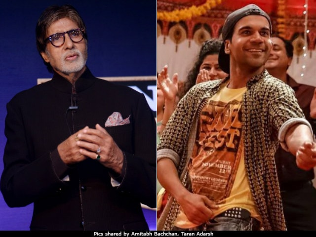 Amitabh Bachchan Writes To Rajkummar Rao After Watching Bareilly Ki Barfi. So Sweet