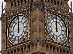 Britain's Big Ben Falls Silent For Four Years For Renovation Work