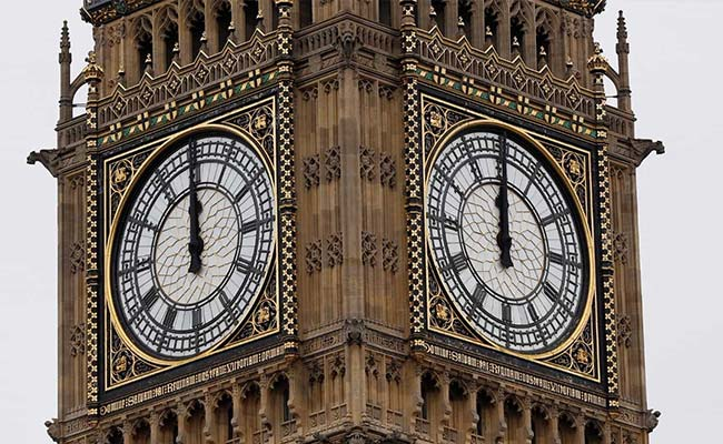 London's Big Ben To Bong Again But Not On Time