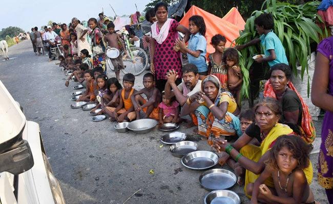 बिहार में बाढ़ से मरने वालों की संख्या 482 हुई, 1.71 करोड़ की आबादी प्रभावित