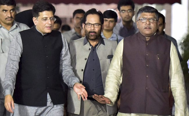 BJP demands immediate counting of votes in Gujarat RS polls