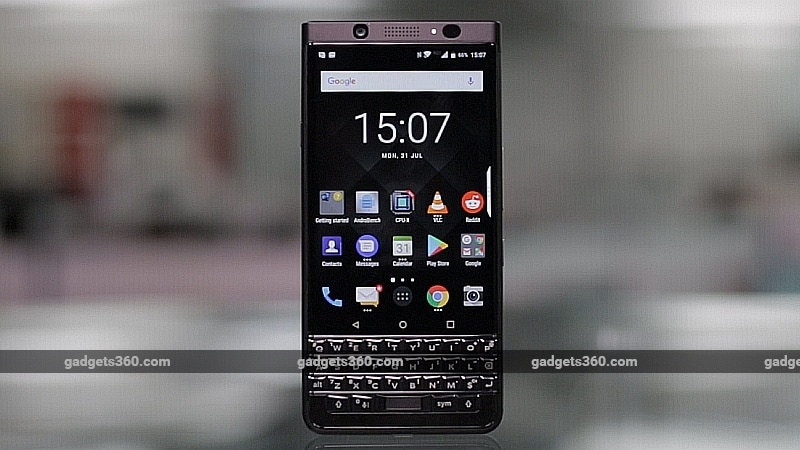 blackberry keyone back gadgets 360