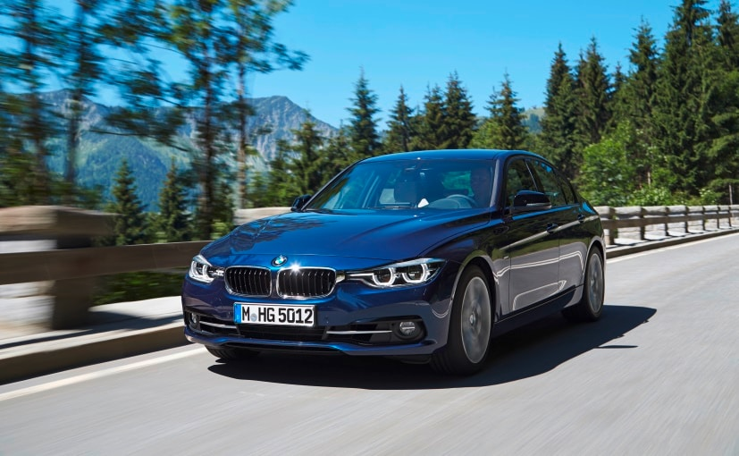Image result for BMW 320d Edition Sport unveiled in India at Rs 38.60 lacs