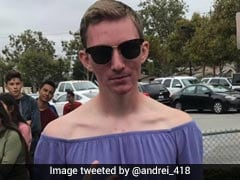 Boys Wear Off-Shoulder Tops To Protest School's Dress Code, Win Twitter