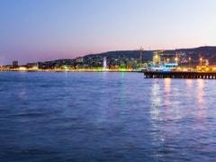 Caspian Sea Evaporating As Temperatures Rise: Study