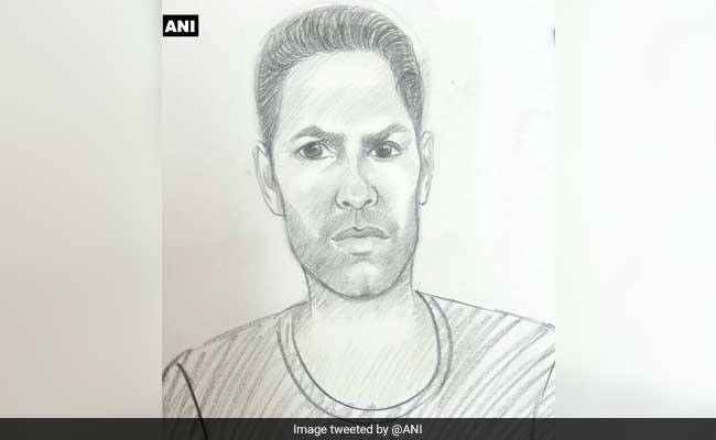 Sketch Of Suspect In Chandigarh School Girl's Rape Released