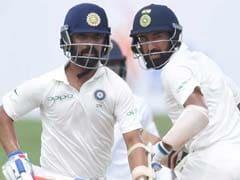 INDvsSL 2nd Test: चेतेश्वर पुजारा और अजिंक्य रहाणे के शतक, टीम इंडिया ने विशाल स्कोर की ओर बढ़ाए कदम