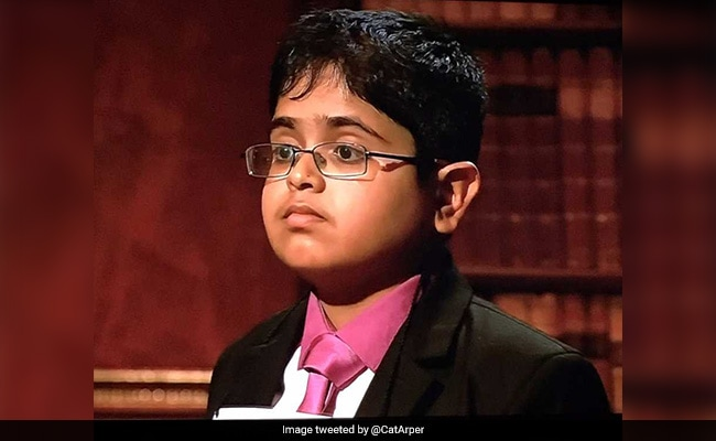 Indian-origin boy wins UK Child Genius show