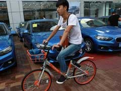 In China, You Can Share Everything From Bikes And BMWs To Treadmills