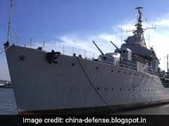 China's Navy Holds Rare Live-Fire Drill In Indian Ocean