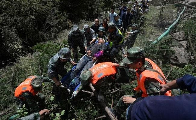 PM Narendra Modi Expresses Grief Over China Earthquake