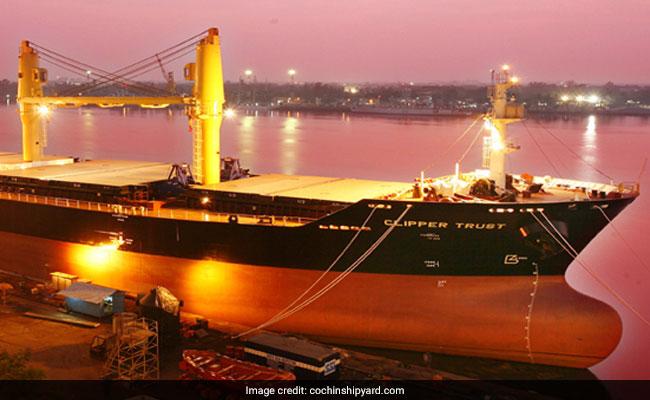 Cochin shipyard ipo lot size