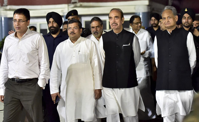 Cong approaches ECI, demands quashing of two MLAs' votes