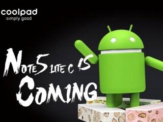 Coolpad Note 5 Lite C  4 अगस्त को होगा भारत में लॉन्च