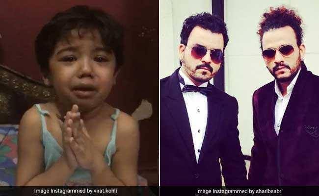विराट कोहली को जिस बच्ची पर आया था तरस वो तो निकली इस बॉलीवुड गायक की भांजी