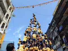 119 Injured In <i>''Dahi-Handi''</i> Festival In Maharashtra