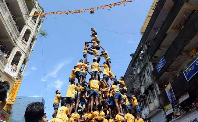 Janmashtami Dahi-Handi Ceremony: High Court Told To Hear Plea Against Age, Height Cap