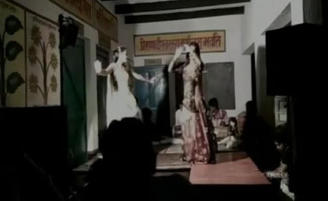 Obscene Dance In Mirzapur School, Liquor Served In Classroom; Probe On