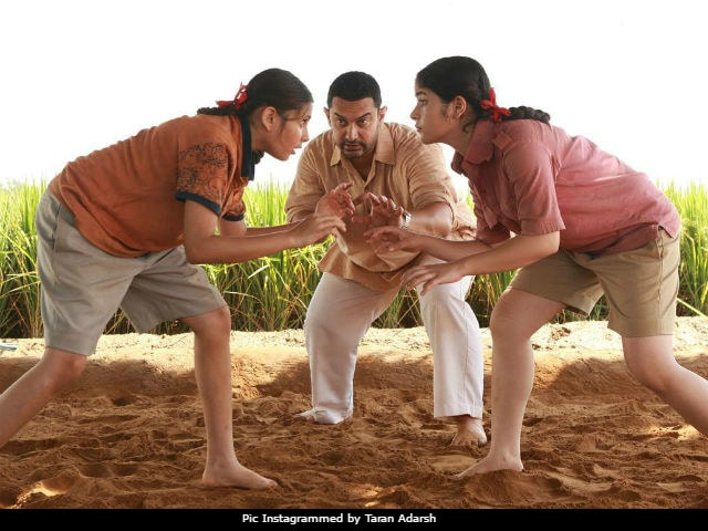 Dangal Hong Kong Box Office Collection Day 4: Aamir Khan's Film Gets 'Extraordinary' Welcome