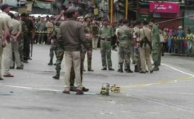 West Bengal: Explosions rock Kalimpong, 1 killed