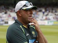 The Ashes: Darren Lehmann Urges Former Greats To Back Under-Fire Australia