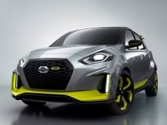 Datsun GO Live Concept Showcased At Indonesia Auto Show
