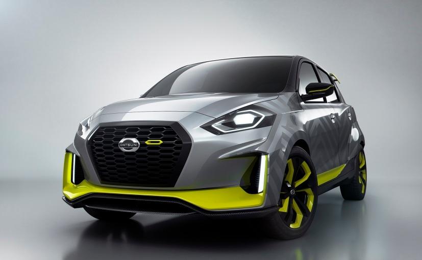 Datsun GO Live hints at the design language of future Datsun models